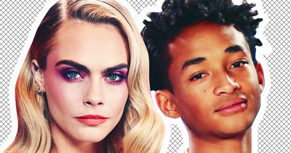 Wait, What's Going on With Cara Delevingne and Jaden Smith? - The Cut