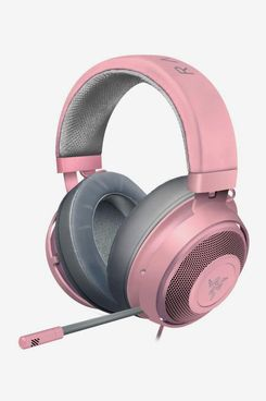 Razer Wired Gaming Headset, Pink
