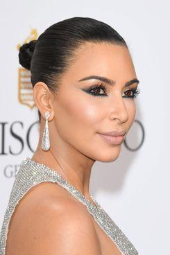 Kim Kardashian Says It's Time To Stop Contouring