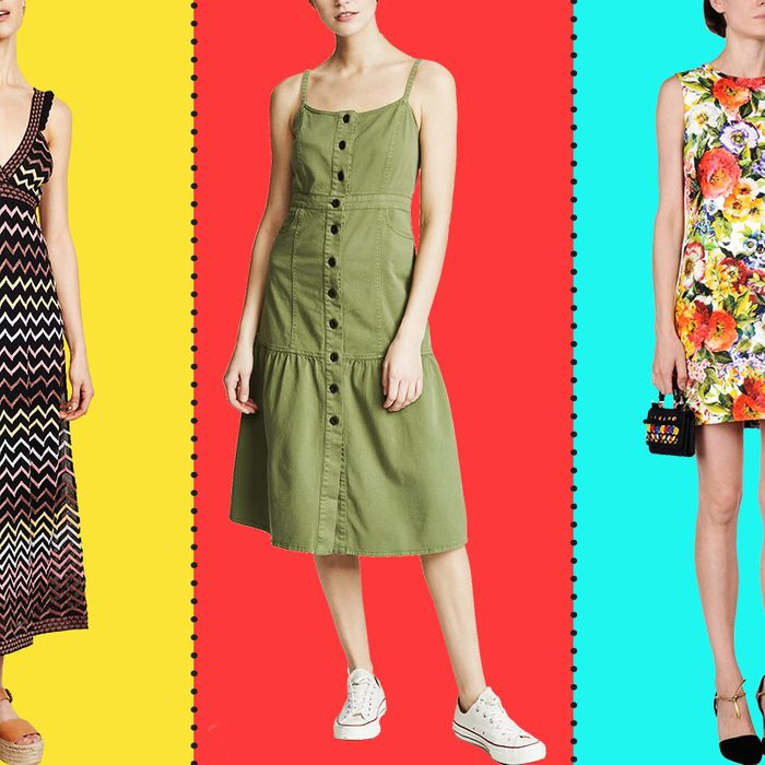 fd5ea8884571 35 Spring Dresses on Sale You'll Actually Want to Buy
