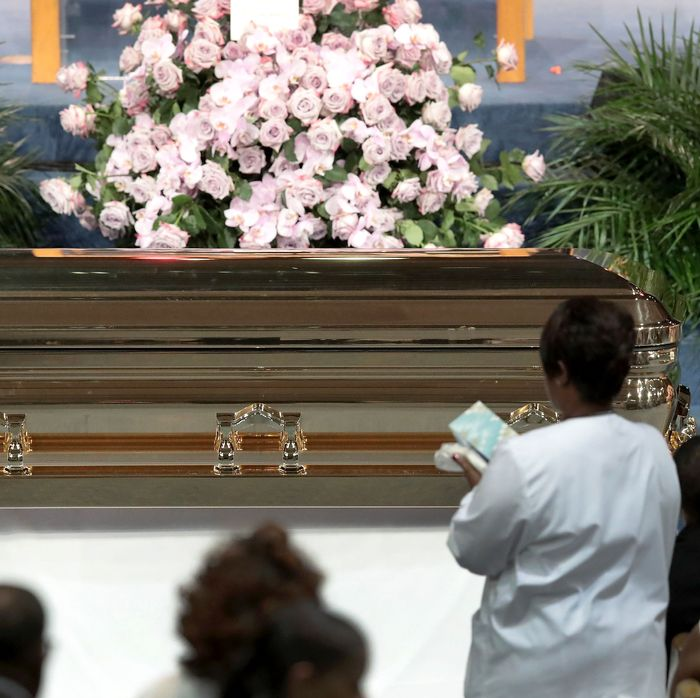 aretha frankin s funeral everything that happened
