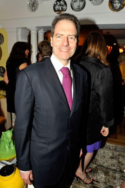 "Charles Masson==John Demsey Hosts Cocktails To Celebrate The Publication of Cornelia Guest's ""SIMPLE PLEASURES""==Private Residence, NY==June 13, 2012==? Patrick McMullan==Photo - Leandro Justen / Patrick McMullan.com===="
