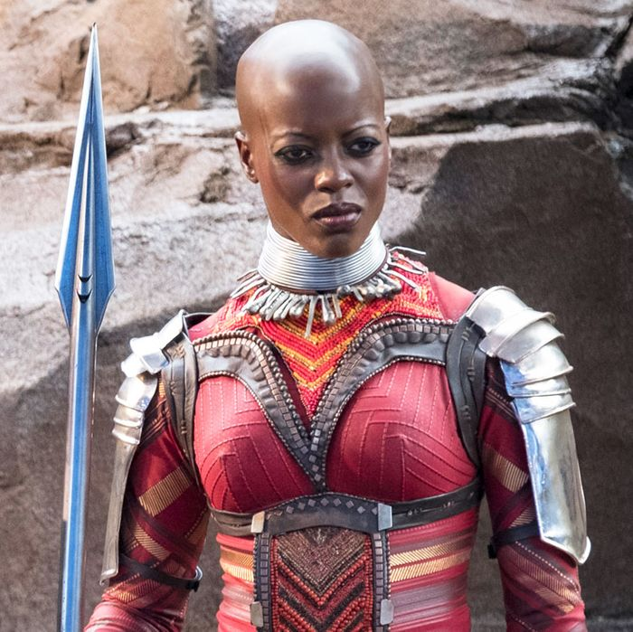 Black Panther Actor Florence Kasumba Addresses the Movie's Lack of Queer  Representation