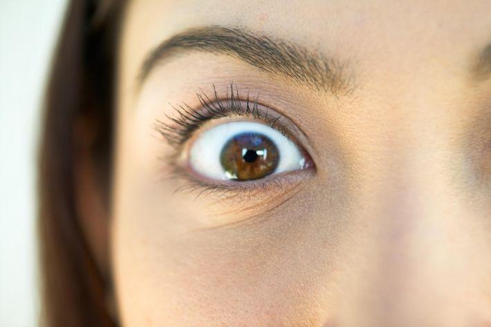 """""""Help,"""" the eyeball says."""