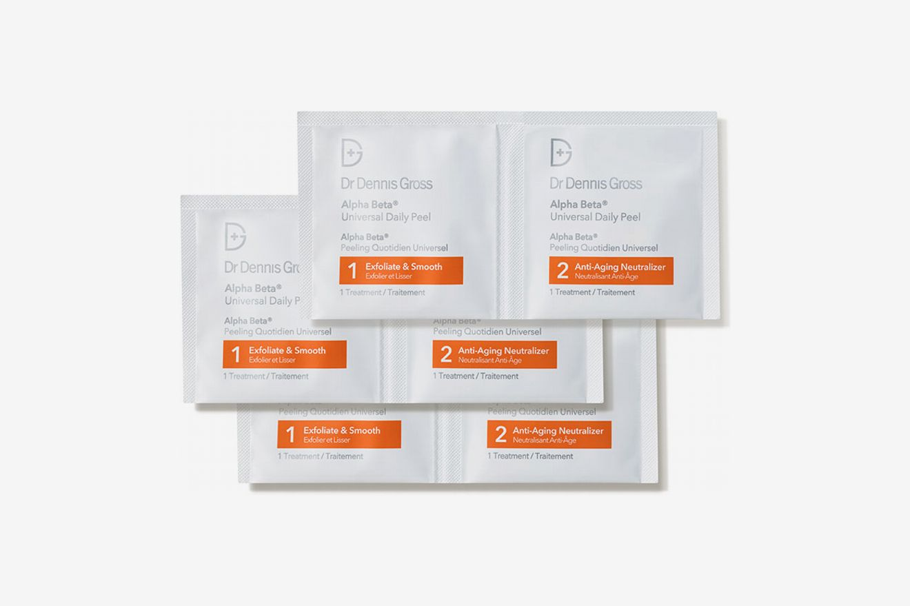 Dr. Dennis Gross Skincare Alpha Beta Universal Daily Peel — Packettes (30 Count)