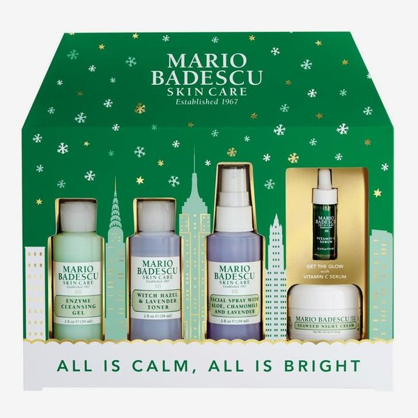 Mario Badescu All is Calm, All is Bright 5-Piece Skincare Set