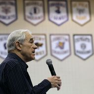 Republican presidential hopeful, U.S. Rep Ron Paul (R-TX).