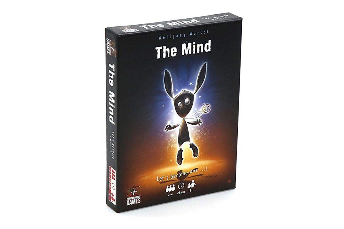 <em>The Mind</em>