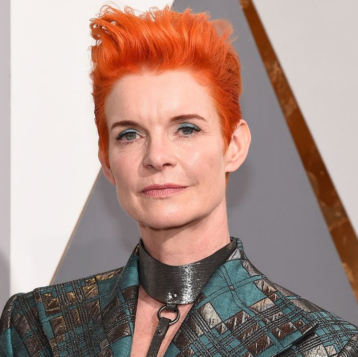 Not Tilda Swinton. Photo: Valierie Macon/AFP/Getty Images
