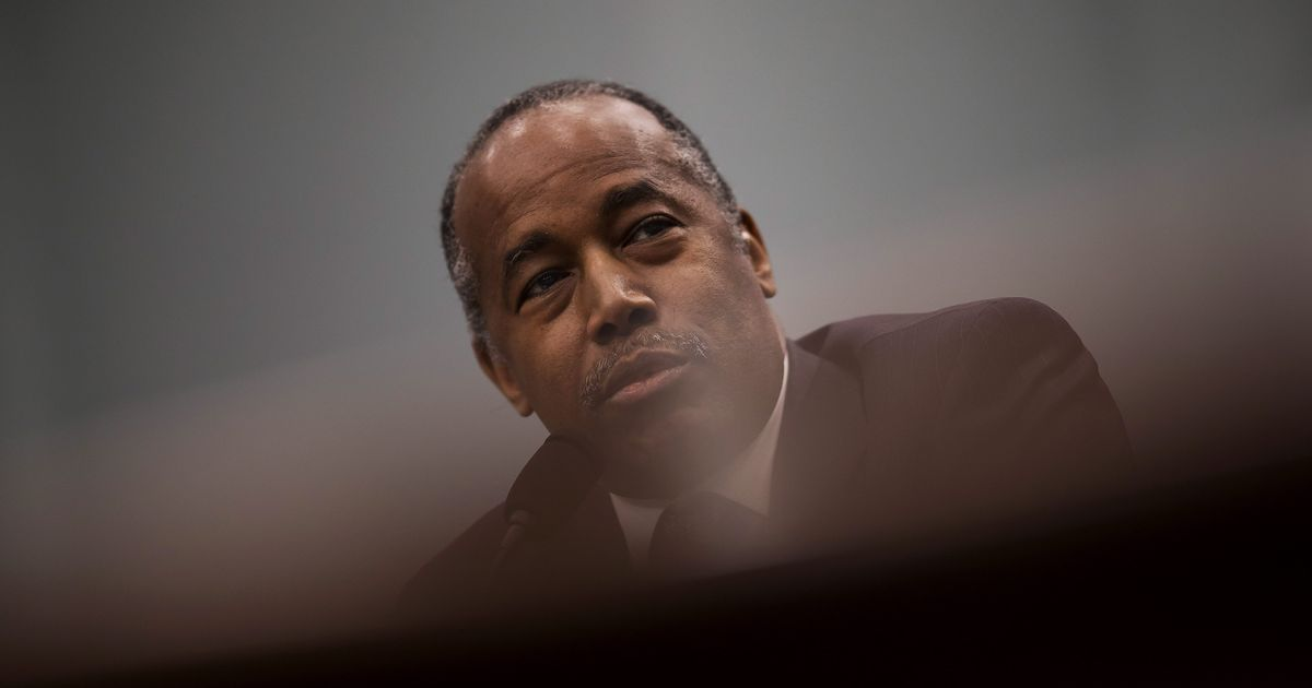 Ben Carson Might Be Next on Trump's Chopping Block
