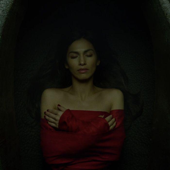 Elodie Yung as Elektra.