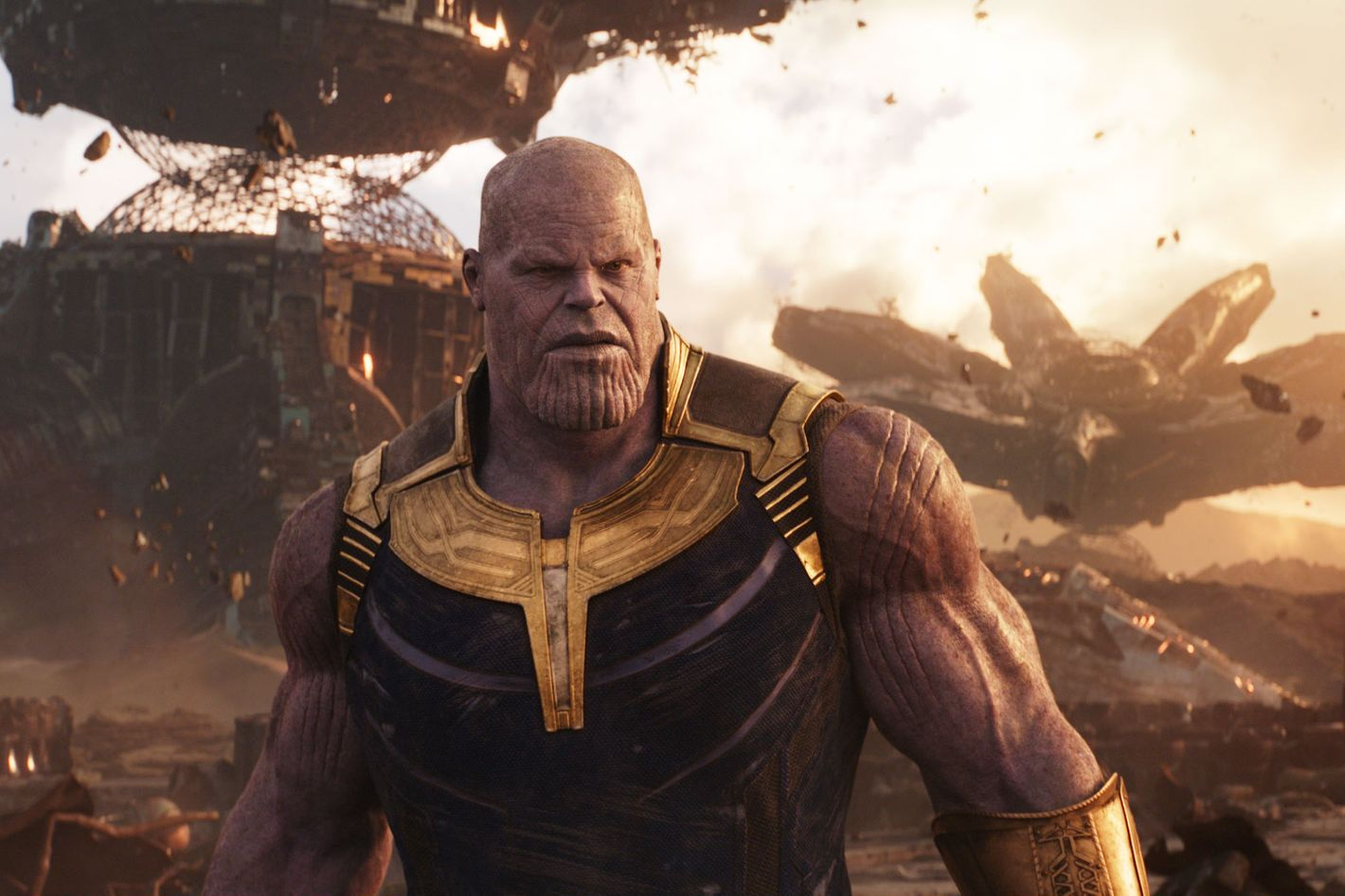 Jim Starlin, Creator of Endgame's Thanos, Has a Marvel Beef