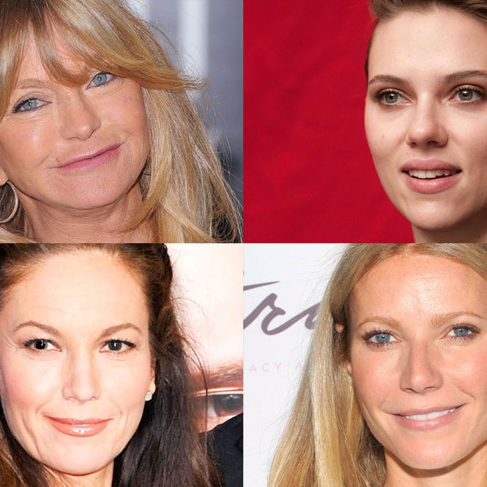 How Skincare Experts Got My Face Oscar Ready