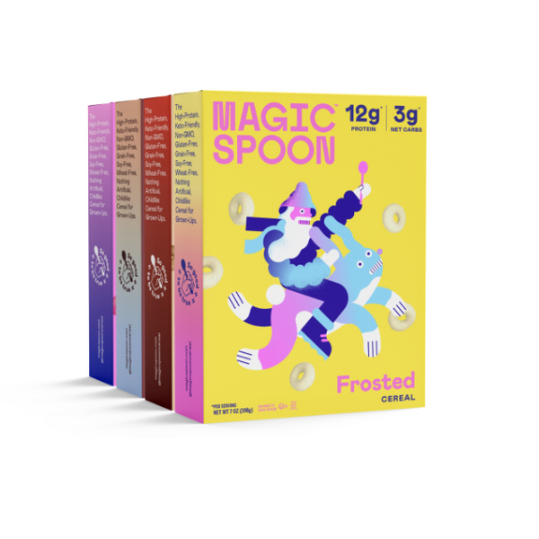 Magic Spoon Variety Pack