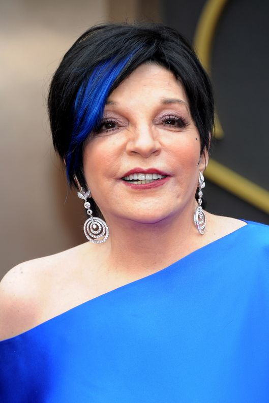 Entertainer Liza Minnelli attends the Oscars held at Hollywood & Highland Center on March 2, 2014 in Hollywood, California.