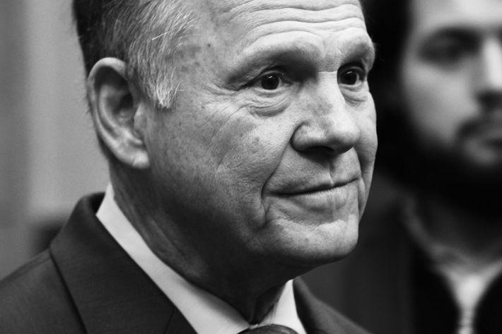 Former Senator candidate Roy Moore.