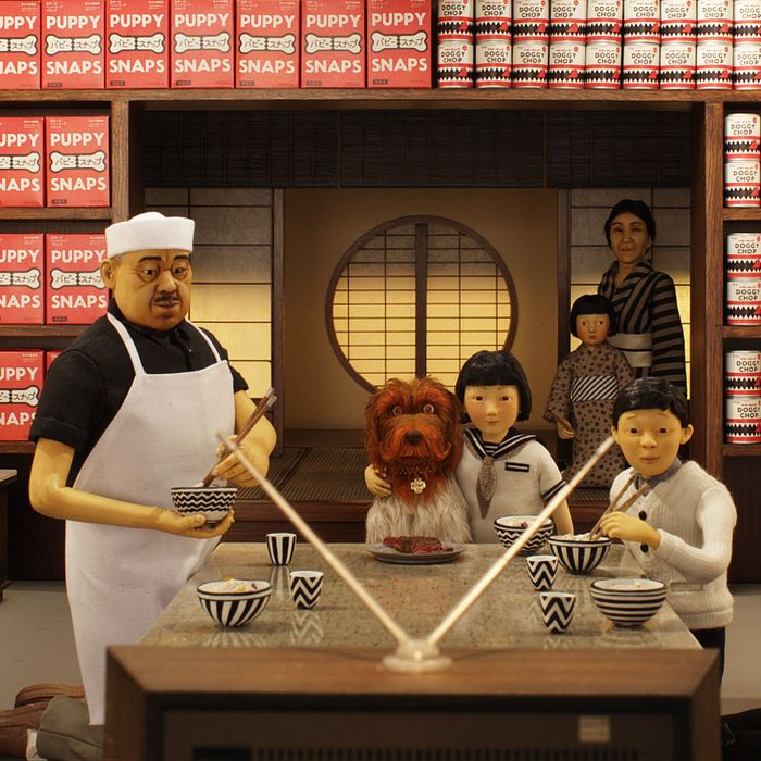 What It's Like to Watch Isle of Dogs As a Japanese Speaker