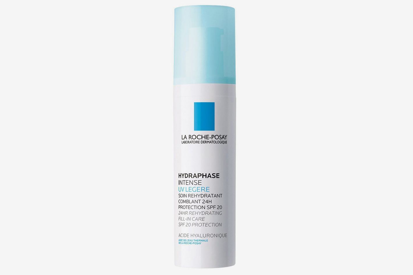 La Roche-Posay Hydraphase Intense 24-Hour Face Moisturizer With Hyaluronic Acid SPF 20
