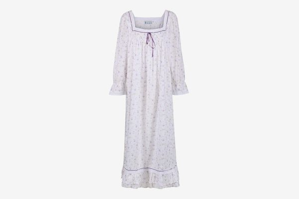 The 1 for U Martha 100% Cotton Victorian Style Nightgown