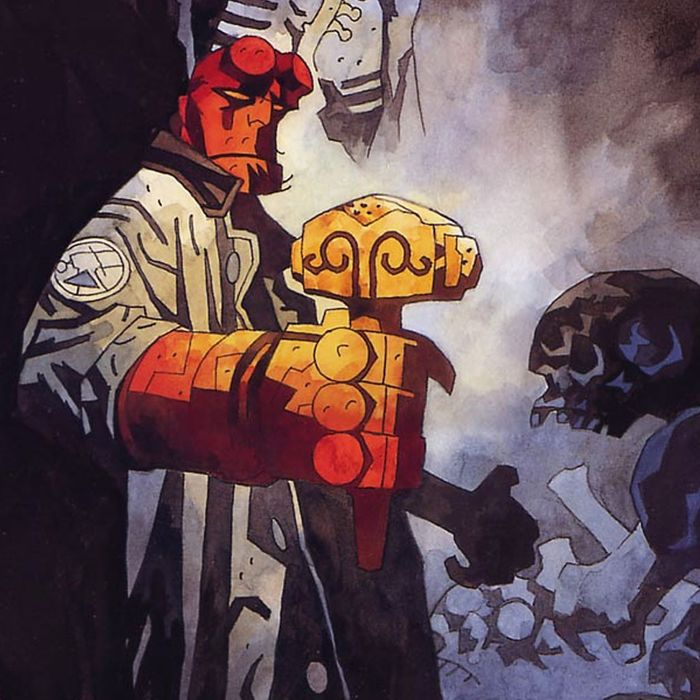 Mike Mignola Almost Wishes He Hadn't Let Comics' Hellboy Go