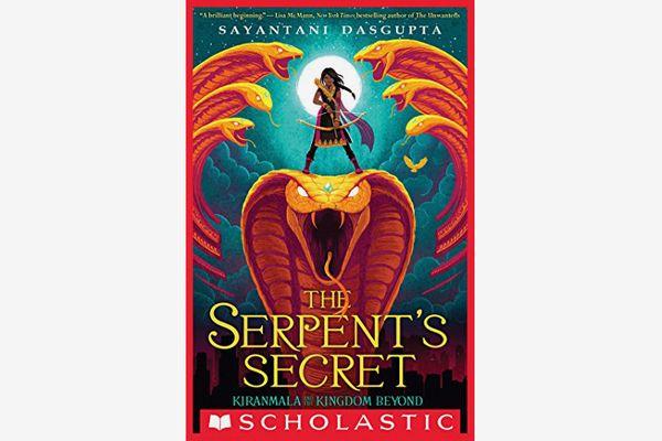 The Serpent's Secret (Kiranmala and the Kingdom Beyond #1), by Sayantani DasGupta