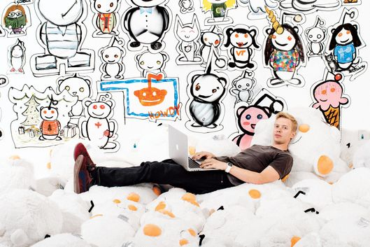 Can Steve Huffman Save Reddit From Itself? -- NYMag