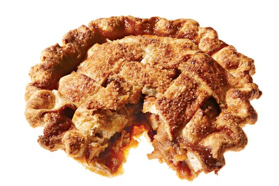First Prize Pies' apple-cranberry at Let Us Eat Local.