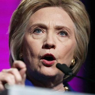 Hillary Clinton Addresses Planned Parenthood Action Fund