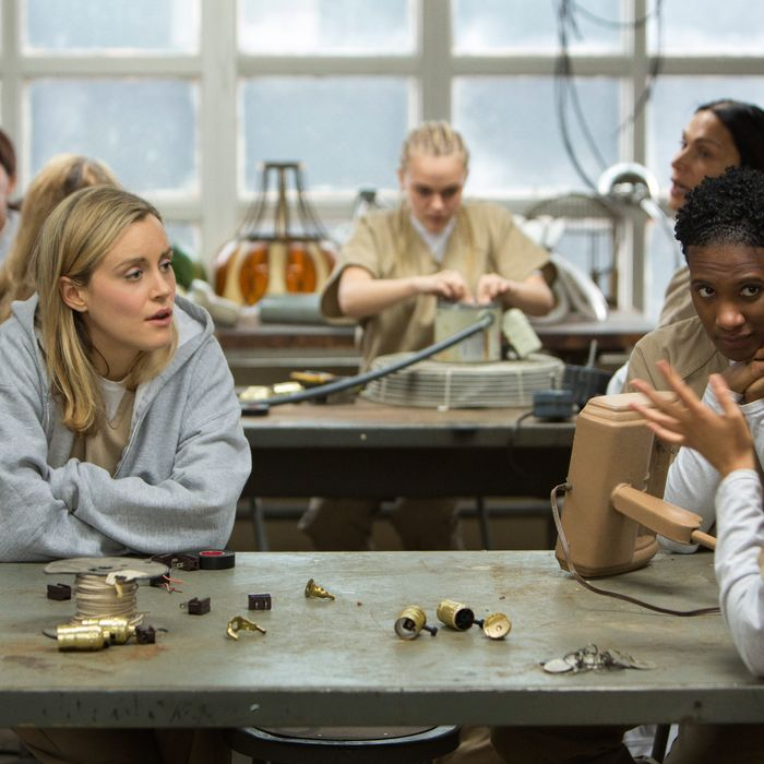 Orange Is the New Black Episode 4 Recap: You Clean the Piss