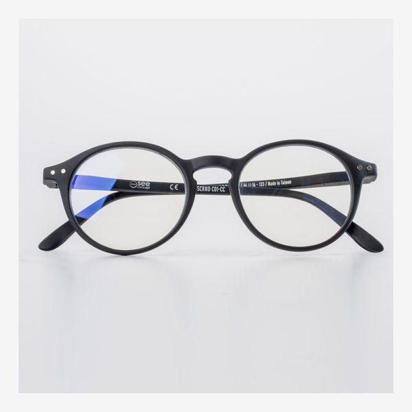 LetMeSee #D Screen Glasses Black