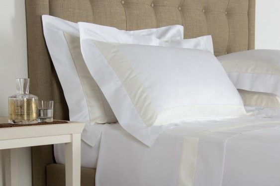 Frette Bicolore Sheet Set Queen At Bloomingdale S