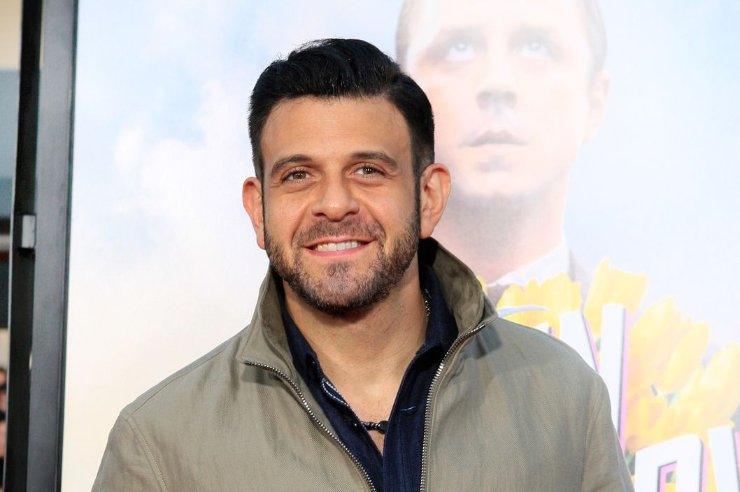 Adam Richman==Premiere of Universal Pictures and MRC's 'A Million Ways To Die In The West'==Regency Village Theater, Los Angeles, CA==May 15, 2014==