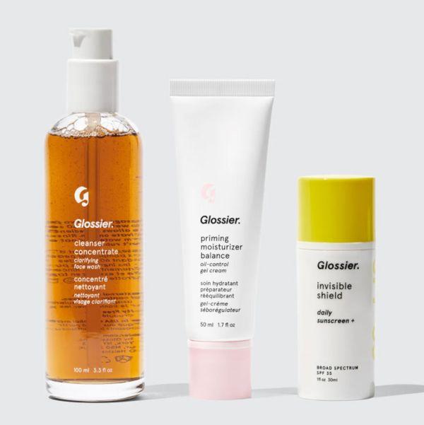 Glossier The Summer Skin Routine