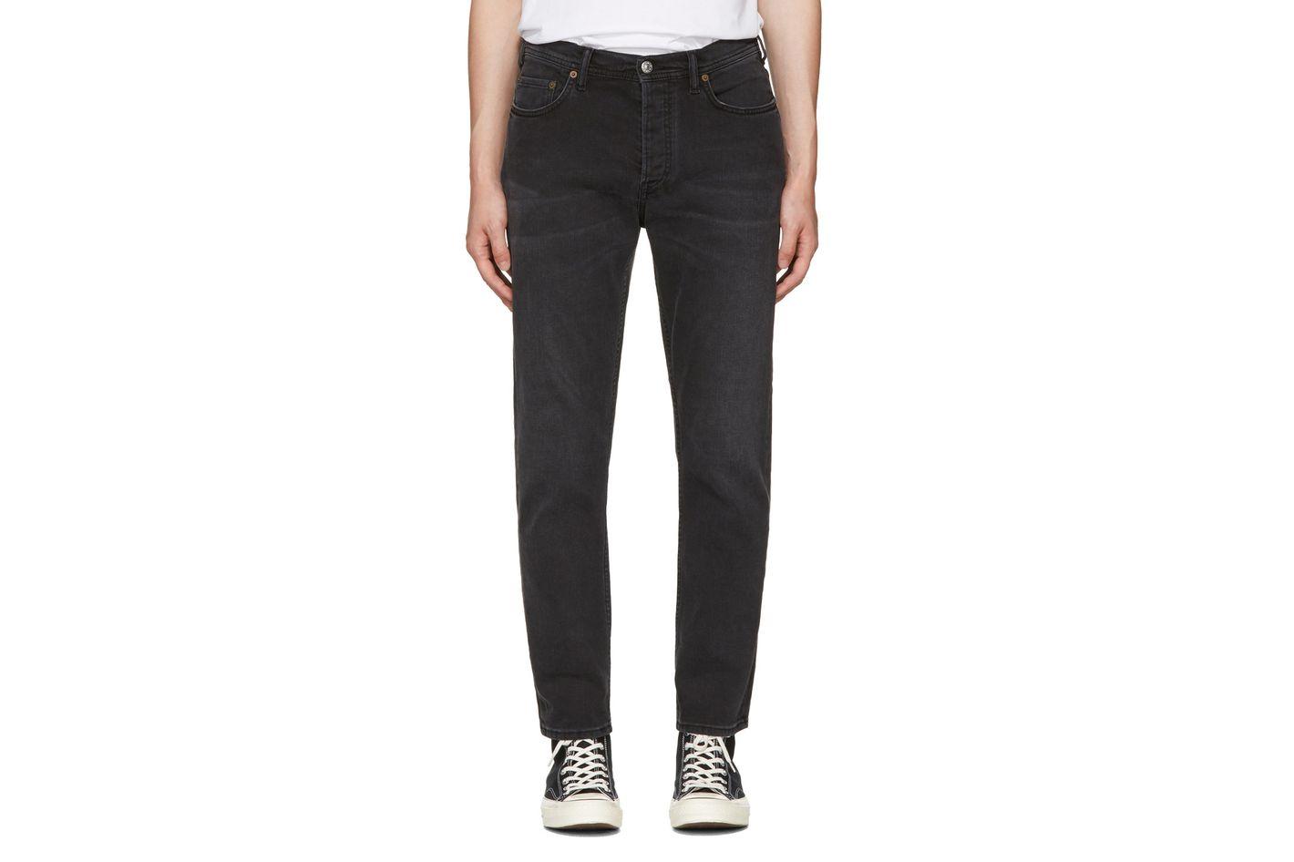 Acne Studios Black River Jeans