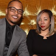 T.I.'s Wife Tiny Reportedly