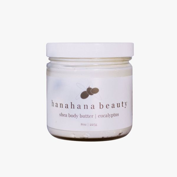Hanahana Beauty Vanilla Lavender Shea Body Butter