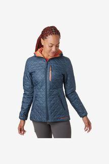Backcountry Women's Hallett Insulated Hooded Jacket