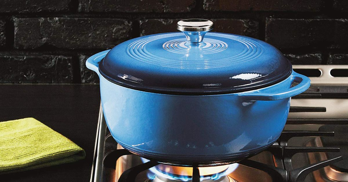The Best Dutch Ovens on Amazon, According to Hyperenthusiastic Reviewers