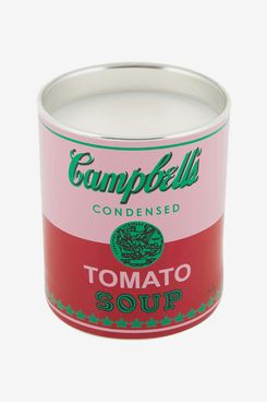 Ligne Blanche Andy Warhol Campbell's Soup Tomato Leaf Candle