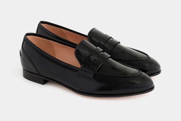 J.Crew Academy Penny Loafers