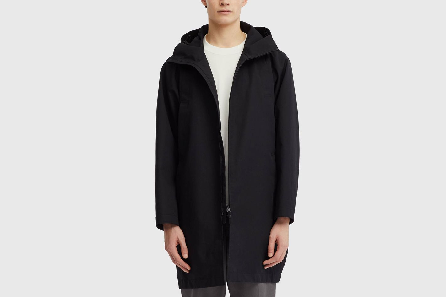 Uniqlo Men's U Blocktech Coat