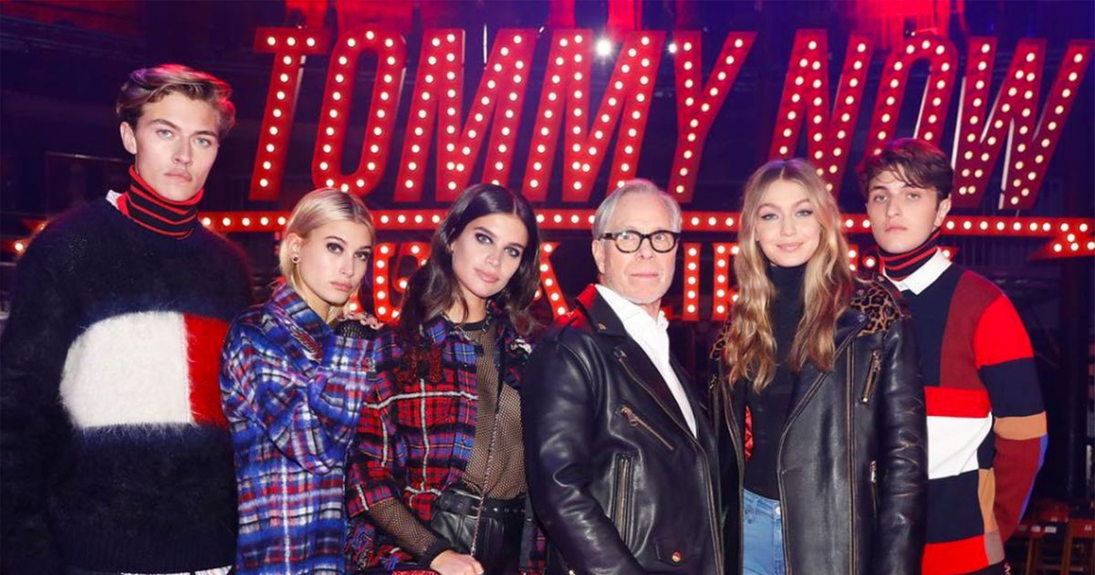 a3410466 Tommy Hilfiger Comes to London With a Rock Circus