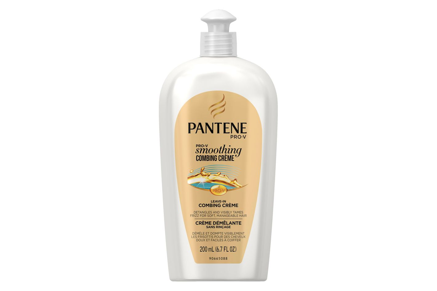Pantene Smoothing Combing Cream