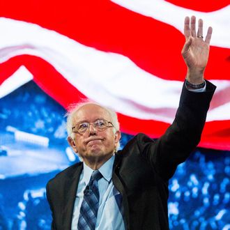 Senator Bernie Sanders Speaks At Liberty University Convocation