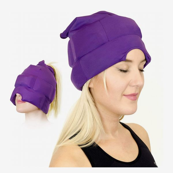 Magic Gel Headache and Migraine Relief Cap