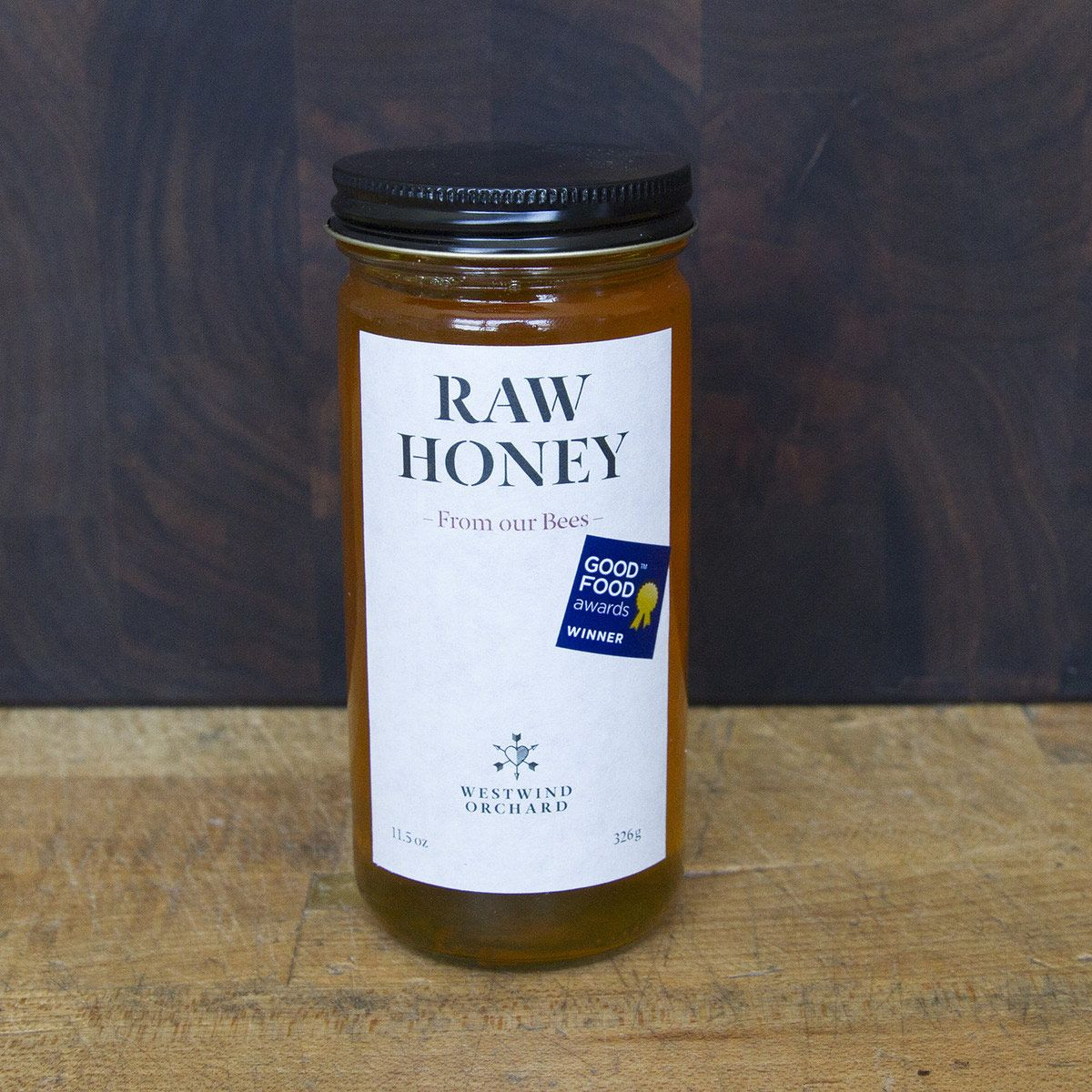Westwind Orchard Raw Honey