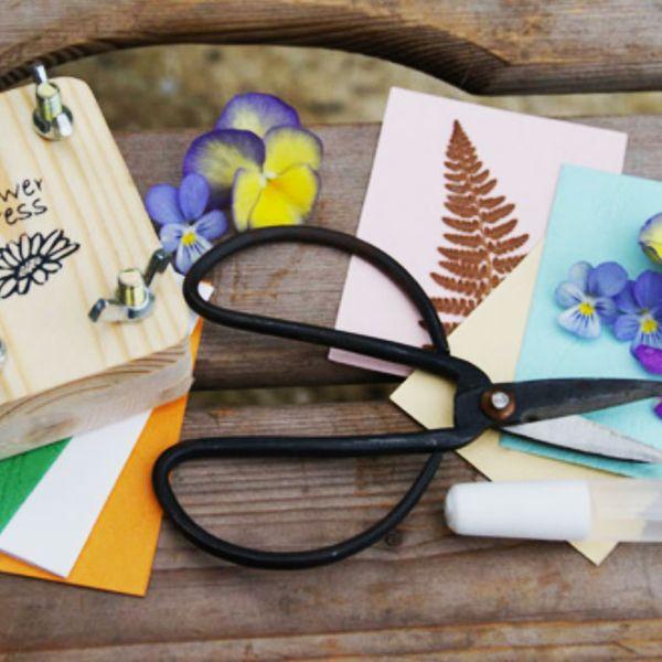 Mini Flower Pressing Kit