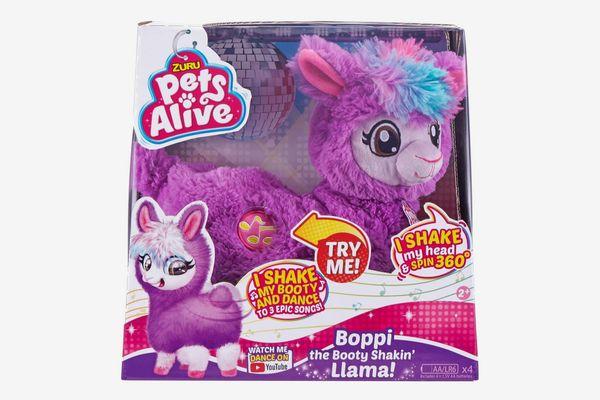 Zuru Pets Alive Boppi the Booty Shakin' Llama!