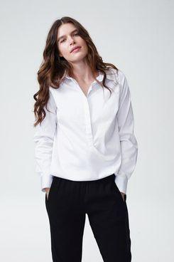 Universal Standard Elbe Shirt