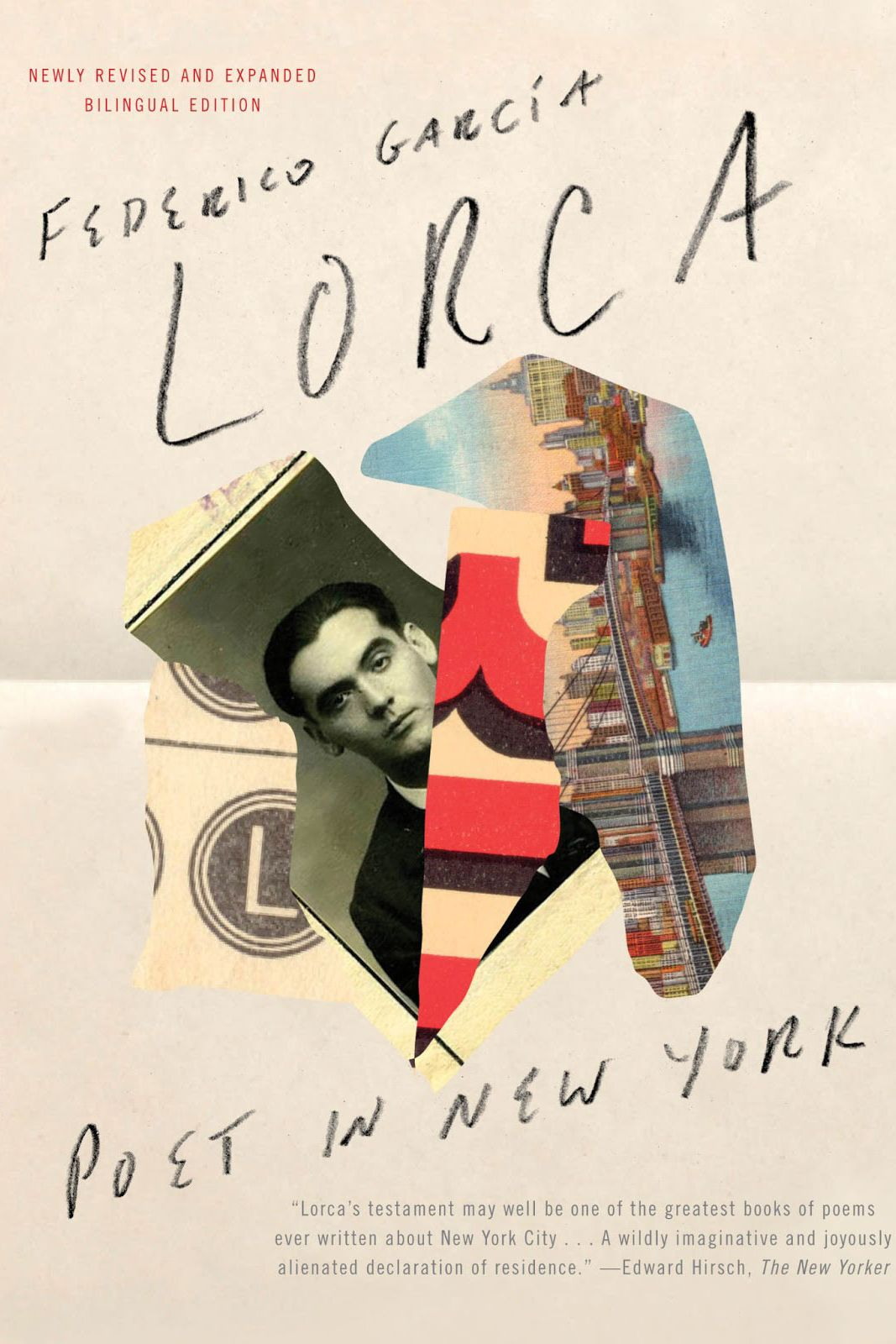Poet in New York by Federico García Lorca